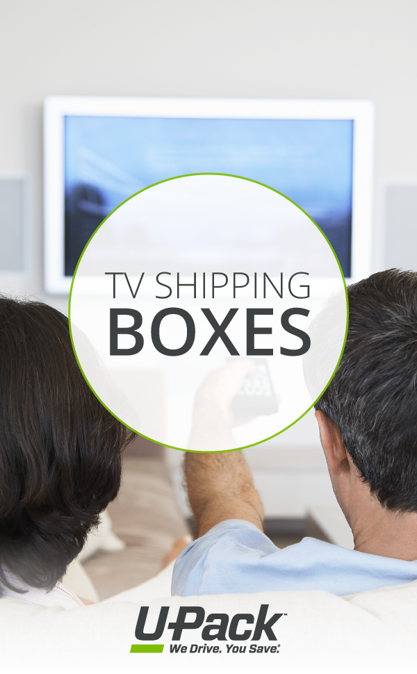 Protect your TV during the move with quality TV shipping boxes. Check out how to properly pack your TV in this post!