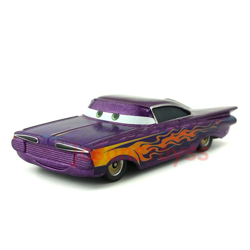 Mattel Disney Pixar Car Purple Ramone Toy Car 1:55 Loose New In ...