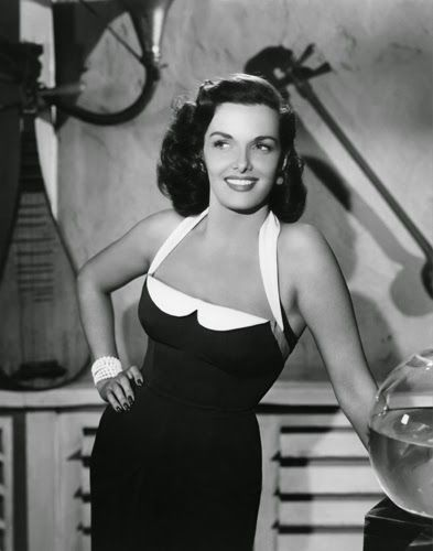 """Vintage Glamour Girls: Jane Russell in """" Macao """""""