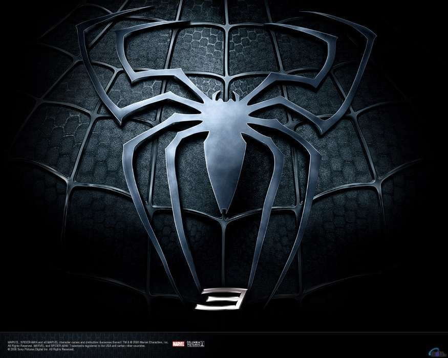Download Mobile Wallpaper Cinema Logos Spider Man Free 163 Spiderman Black Spiderman Symbiote Spiderman