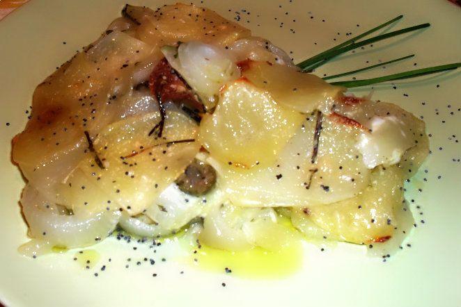 Tortino di zucchine con cipolla e olive http://blog.giallozafferano.it/vittoria70/tortino-di-verdure-con-cipolla-e-olive/