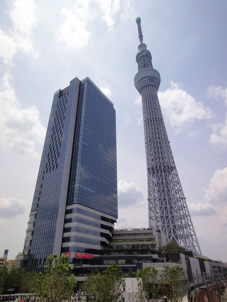If you want very quick access to both the newly opened Tokyo SkyTree (2nd highest construction in the world) and Asakusa, you are more than welcome to stay at Sakura Hostel Asakusa located a 6-minute walk from Tsukuba Express station. Dormitories are available for only 2940 yen/night and twin rooms from 8295 yen/night. |     Location: Asakusa |     Website: http://www.sakura-hotel.co.jp/asakusa |     Access: http://www.sakura-hotel.co.jp/asakusa-access