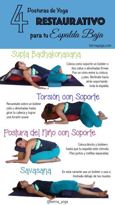 14+ Ejercicios de yoga para la espalda principiantes inspirations