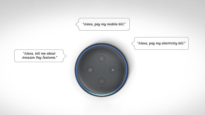 Amazon Alexa enables bill payments powered by Amazon Pay