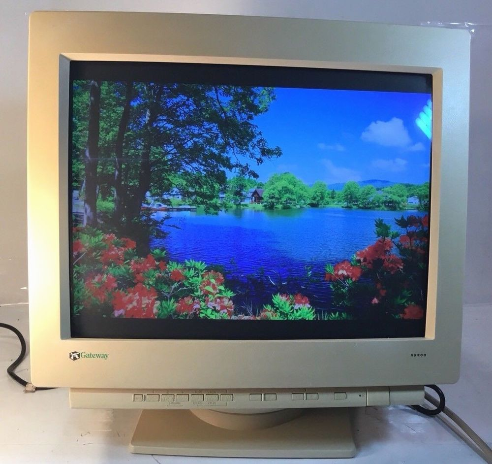 GATEWAY VX900 MONITOR WINDOWS 7 X64 TREIBER