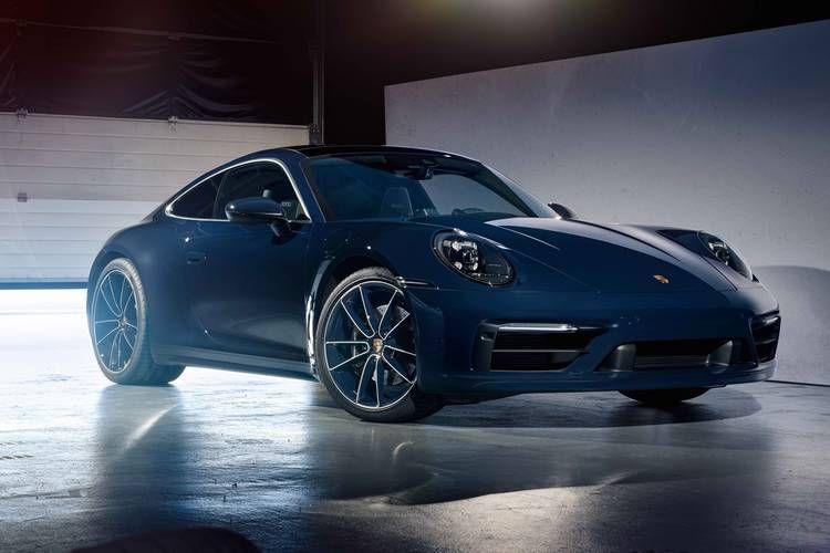 Porsche 911 Carrera 4s Belgian Legend Is The First Special Edition 992 Porsche 911 Carrera 4s Porsche 911 Carrera Porsche 911