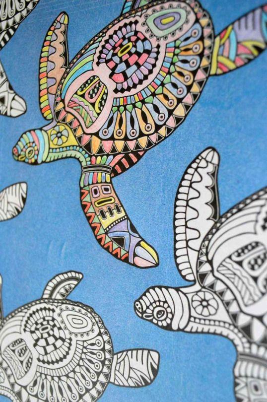 TERAPIA CREATIVA: Un libro anti-estrés para colorear | Frases ...