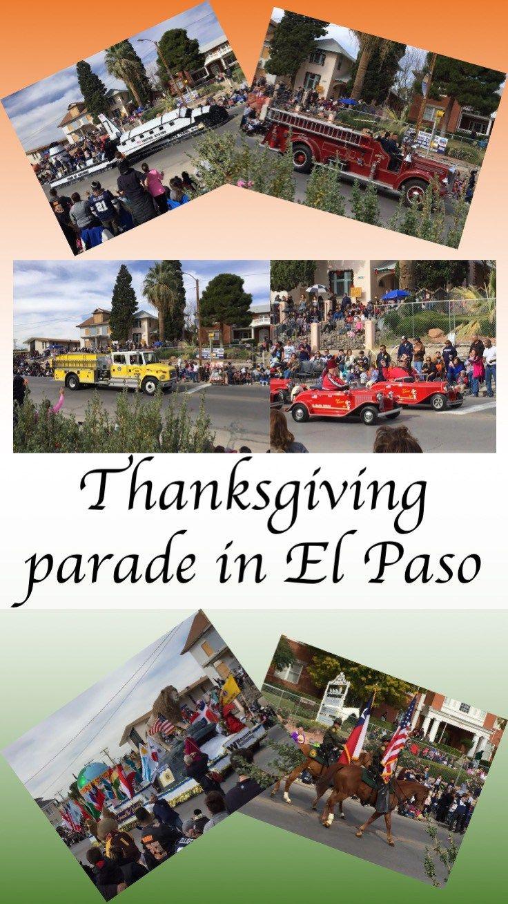 Thanksgiving Parade In El Paso A Family Blog Thanksgiving Parade Parades El Paso