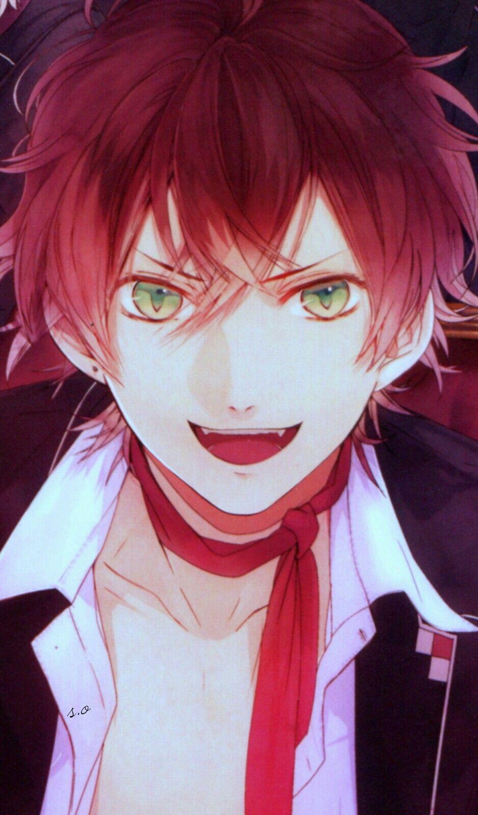 Sakamaki ayato em 2020 Anime de vampiro, Anime, Desenho