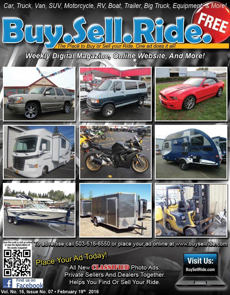 Buy Sell Ride Digital Online Magazine | NW Road & Marine Magazine ...