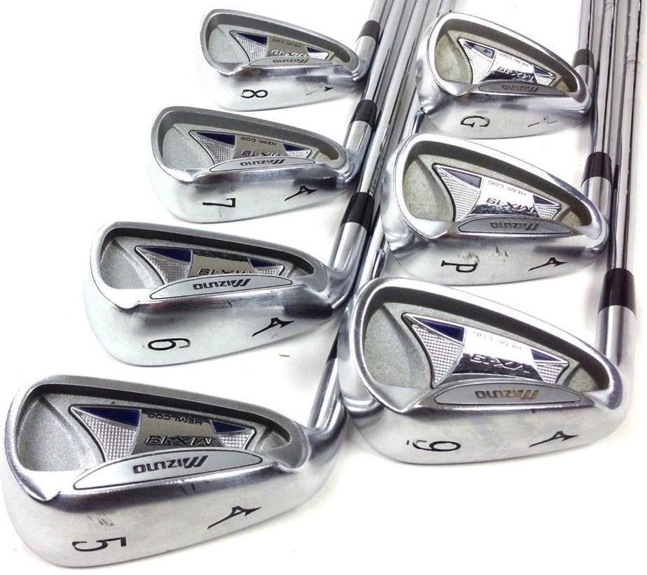 mizuno golf clubs mx 19