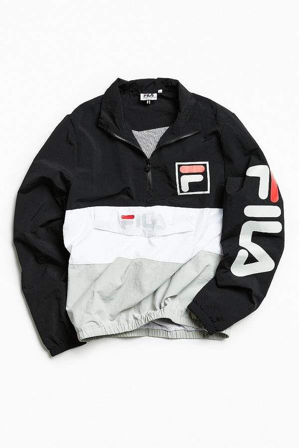 vintage FILA Jacket Size L   Fila jacket, Vintage jacket