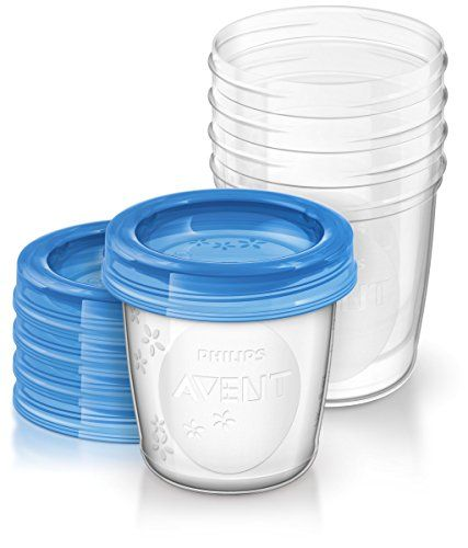 cool Philips Avent - Set de recipientes para leche materna Mas info: http://www.comprargangas.com/producto/philips-avent-set-de-recipientes-para-leche-materna/