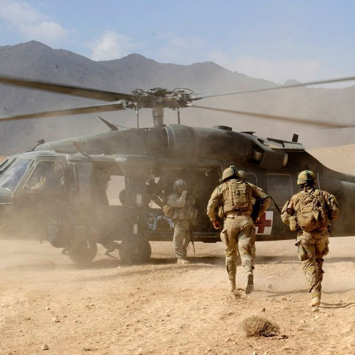 OP/ED: THE WAR IN AFGHANISTAN IS A LOST CAUSE - Southwest