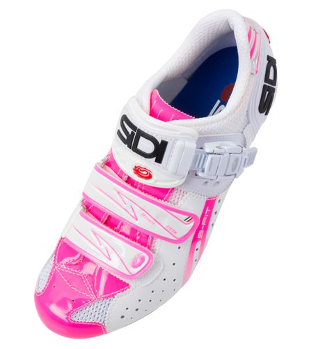 SIDI Women's Genius Fit Carbon Cycling Shoes at SwimOutlet.com - Free  Shipping