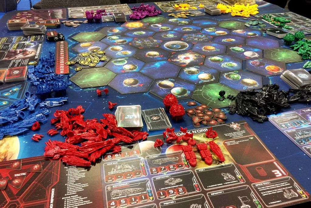 10 Best Space Exploration Board Games Board Game Halv in