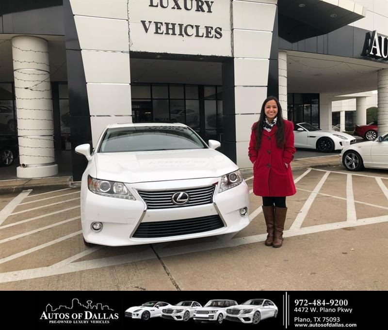 Happy Anniversary To Afsha On Your Lexus Es 350 From Omay Bosch At Autos Of Dallas Anniversary Autosofdallas Auto Car Dealership Happy Anniversary