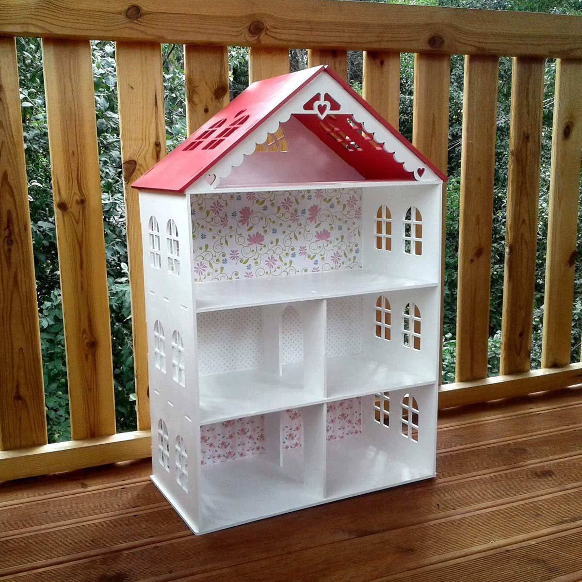 10 Homemade Barbie Houses You Wish You Lived In Homemade