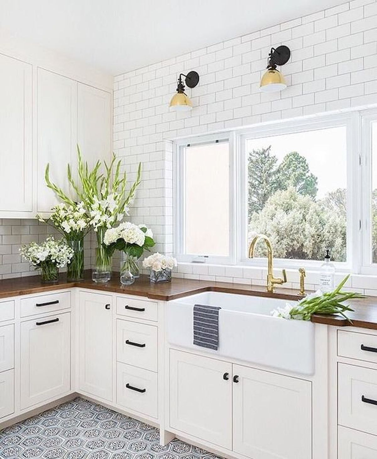 Pin by Lilja on Future Home   Kitchen sink design, Farmhouse style ...