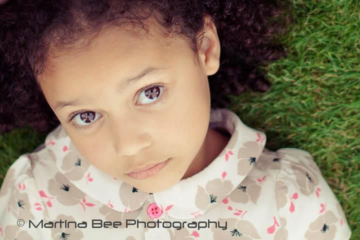 Love her photos, so natural: