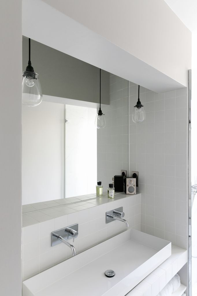salle de bain appartement parisien de 250m2 gcg architectes bathroom pinterest bath. Black Bedroom Furniture Sets. Home Design Ideas