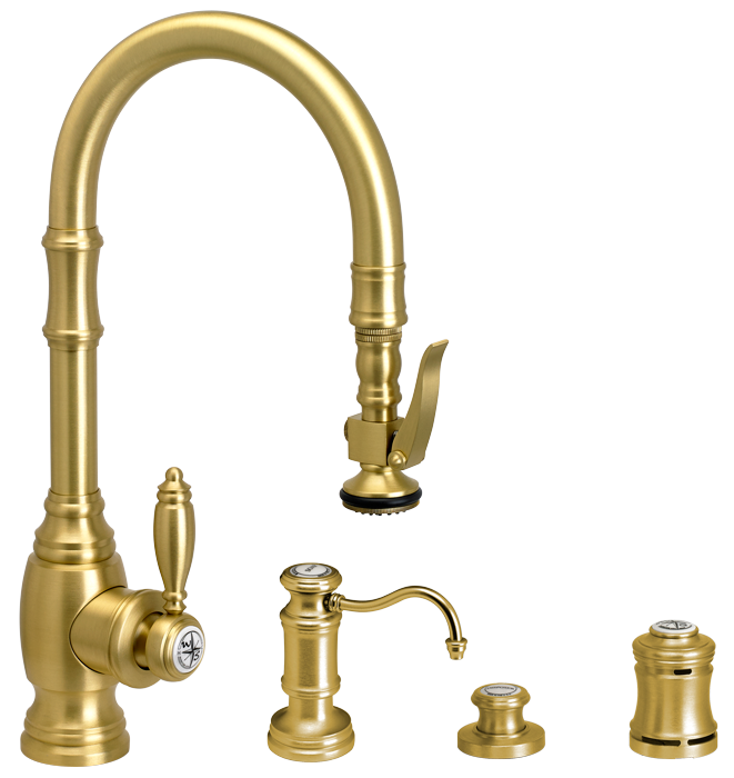 Waterstone HighEnd Luxury Kitchen Faucets Made in the