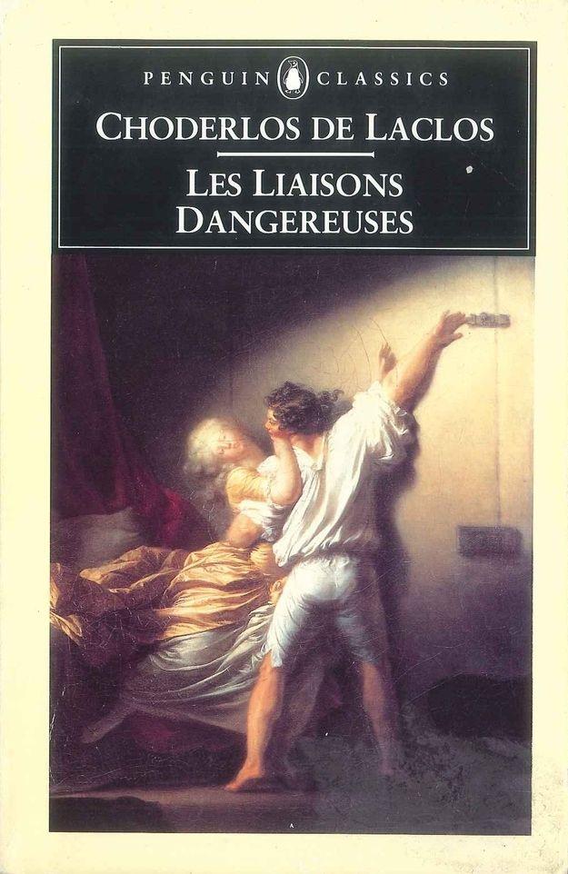 Les Liaisons Dangereuses Choderlos De Laclos Books French Novel Penguin Classics