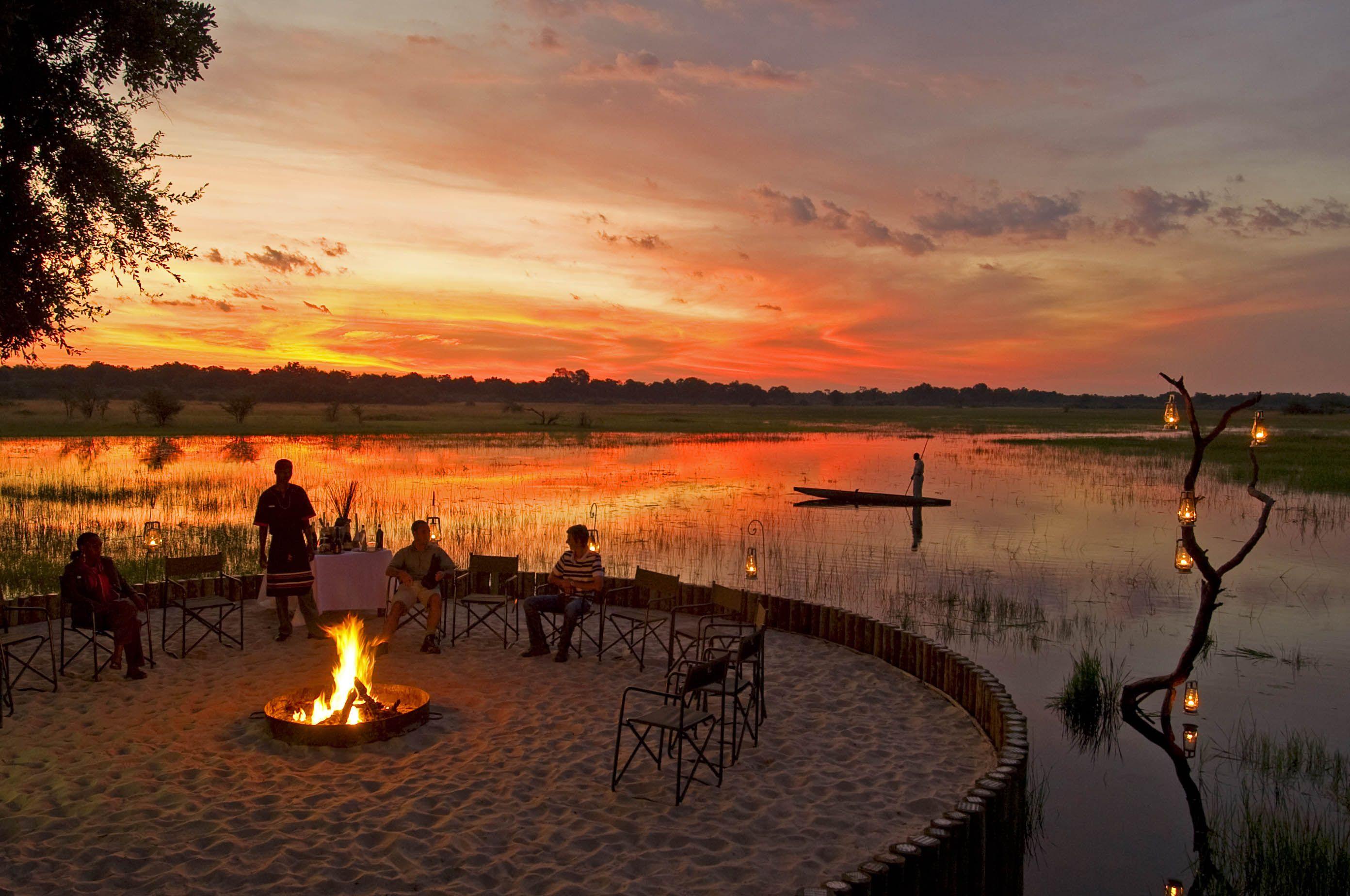 Botswana Safari vacation, African safari tour, Botswana