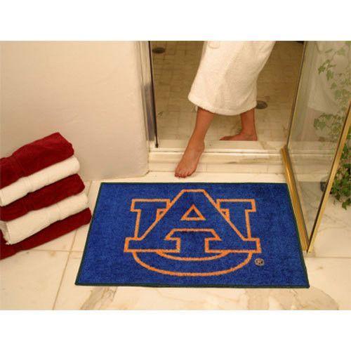 Auburn Tigers NCAA All-Star Floor Mat (34x45) AU Logo