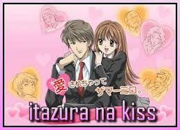 Resultado de imagen para ITAZURA NA KISS