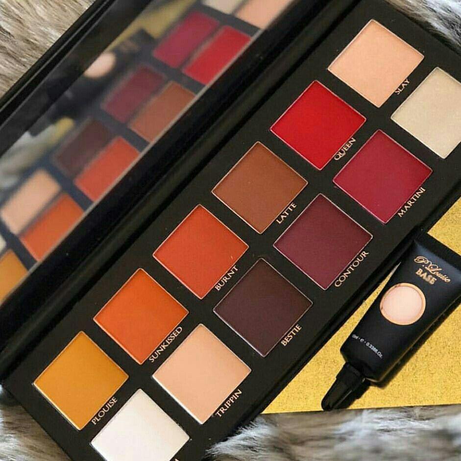 Pinterest IIIannaIII Palette from P.Louise Eyeshadow