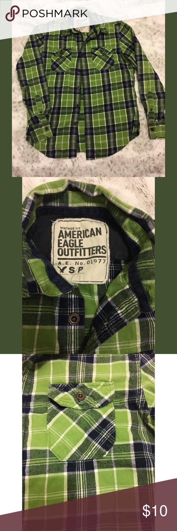 Flannel shirt and shorts men   Menus American Eagle Flannel Shirt  My Posh Picks  Pinterest