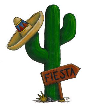Cactus mexican. Fiesta bing images