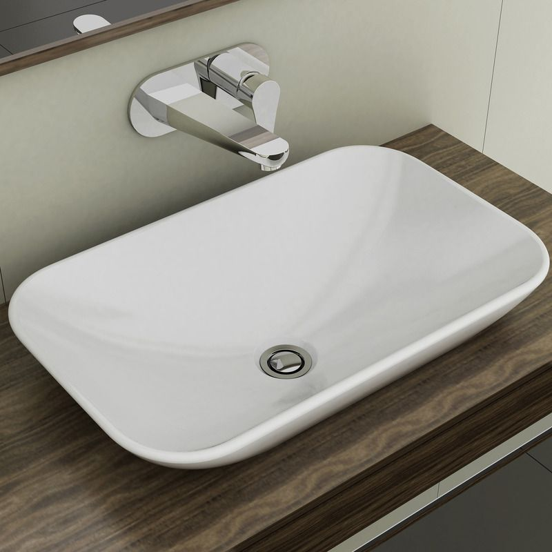 Elegant Let Your Vanity Bench Stand Out With A Stylish Inset Basin. The Caroma  Inset Basin Range Offers Modern Design Options To Suit Any Bathroom.