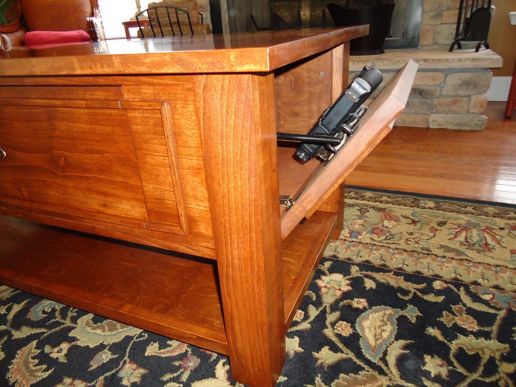 dresser with hidden gun cabinet kitchen counter top ideas