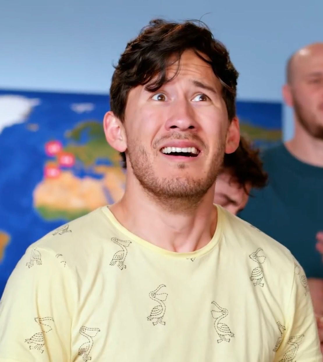 That face lol YouTube Rewind 2017