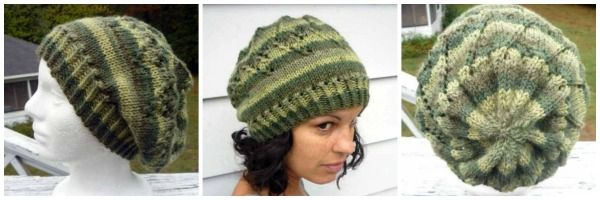 15 Free Hat Easy Patterns For Adults Knitting With One Skein