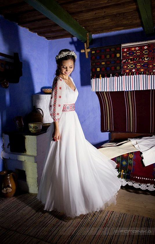Rochie Ana Maria Russian Wedding Dress Traditional Dresses Folk Dresses