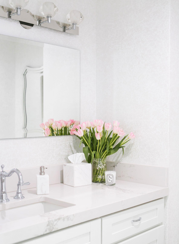 White Marble Bathroom Decor Ideas White Marble Bathrooms