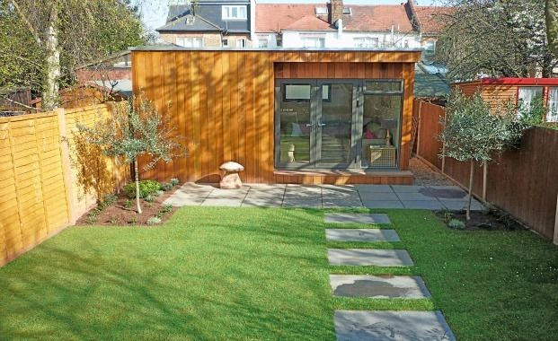 Choose a bespoke garden room design Some companies will design an