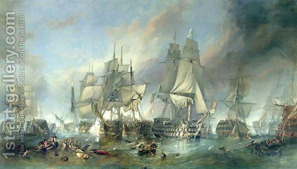 History of the Battle of Trafalgar