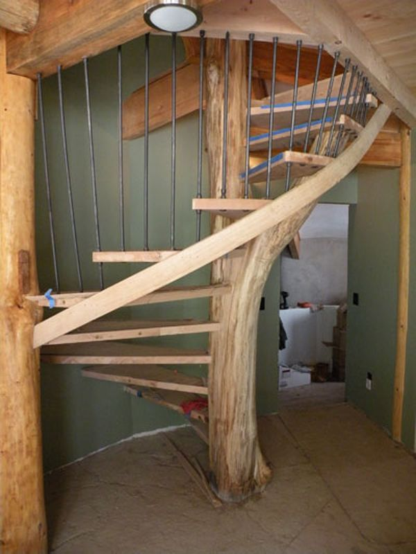 How To Build A Small Spiral Staircase Tiny House Stairs Staircase Design House Stairs