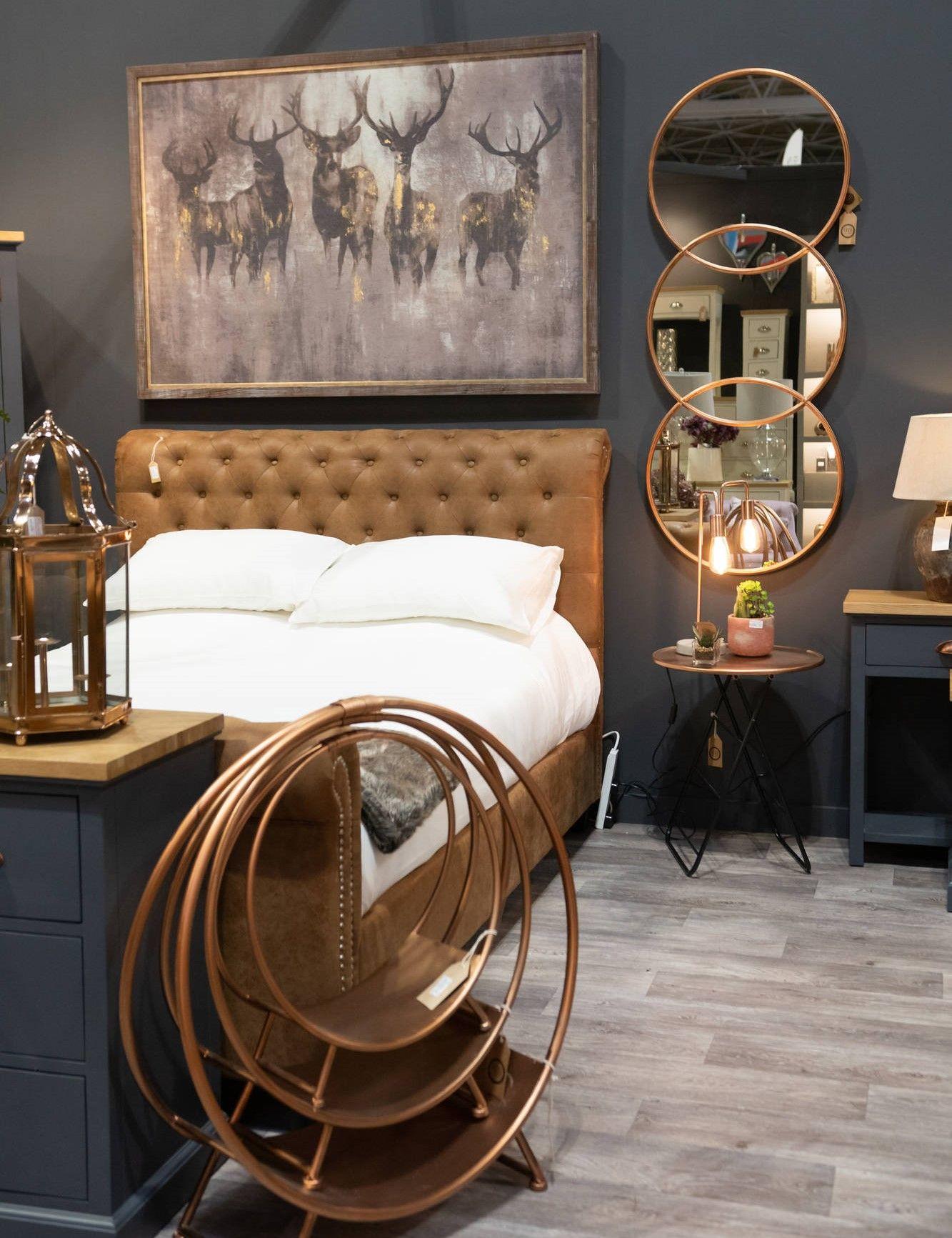 Industrial Bedroom Industrial style furniture, Furniture