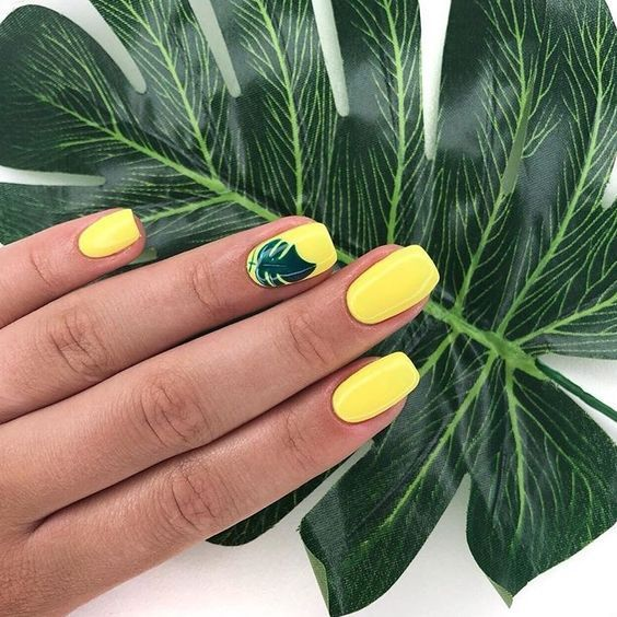 25 Fun Summer Nail Designs You Cant Afford To Miss