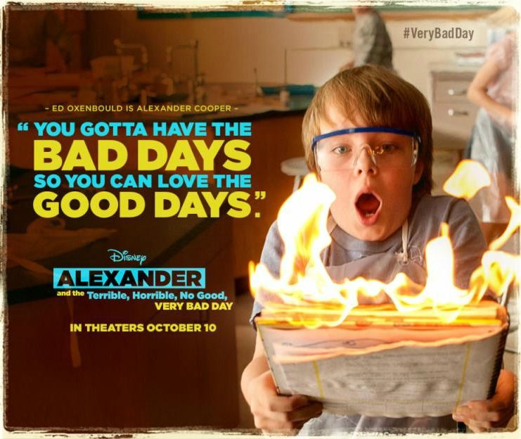 Meet The Cast Of Alexander And The Terrible Horrible No Good Very