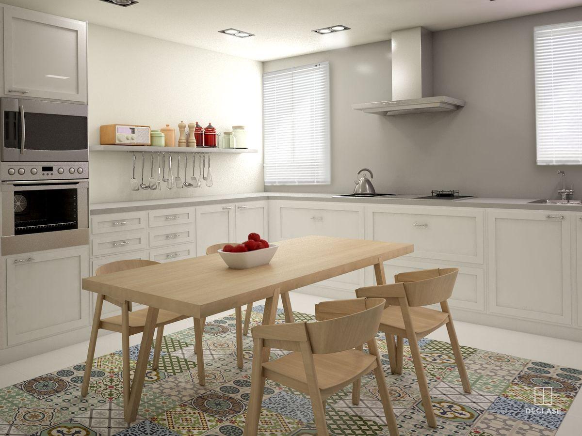 Colores cocina cocinas pinterest cocina moderna suelos y cocinas - Suelos para cocinas modernas ...