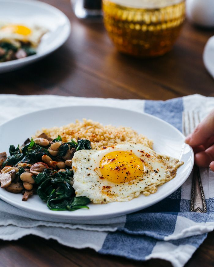 10 brain food recipes to boost your mood bulgur spinach and egg 10 brain food recipes to boost your mood forumfinder