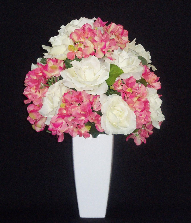 Floral Arrangements For Home Artificial Flower Arrangements