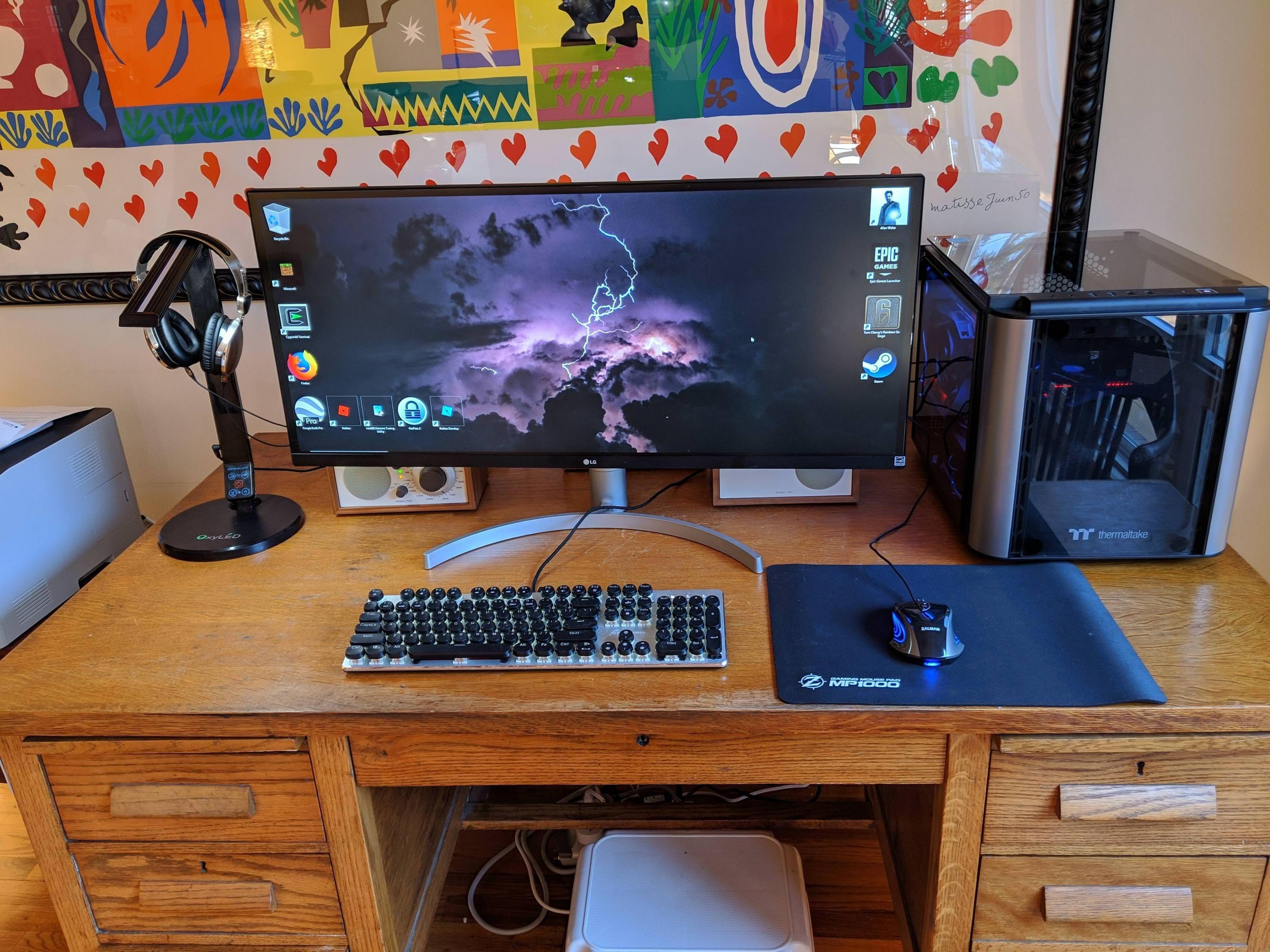 Kids new rig Clever gadgets, Cool gadgets, Battlestation
