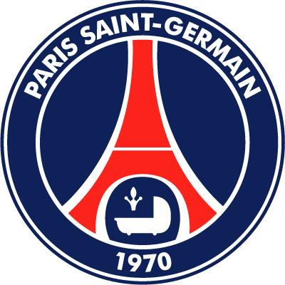 Paris Saint Germain Football Equipo De Futbol Escudos De Equipos Insignias De Futbol